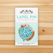 Even Though I Never Met You Before – Lapel Pin