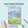 Daily Bible Reading Notebook [ 180 Pgs ] Feminine   Best Life Ever – Pioneer Gifts – JW Gifts – Bible Reading Workbook