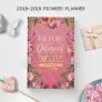 2018-2019 ULTIMATE Pioneer Planner (Pink)   JW Gifts