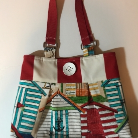 MidWeek Bag – Cabana Stripes