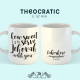 How Sweet It Is To Serve Jehovah With You Mug | Personalized JW Mug | JW Gifts