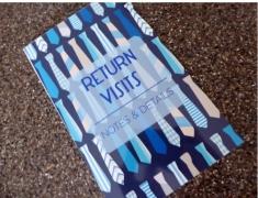 Return Visit Book Tie Pattern