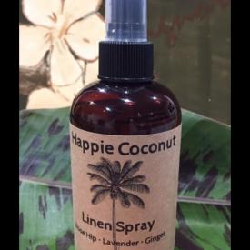 Rose Hip, Lavender, Ginger Linen/Body Spray