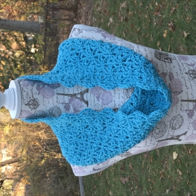 Crocheted Short Cowl