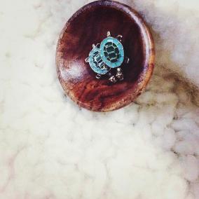 Tortuga earrings