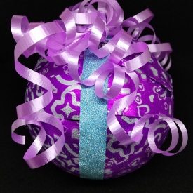 Sea Glass Surprise Ball (Add-on item)