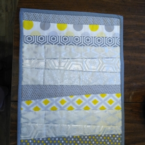 Quilted Placemats set of 2