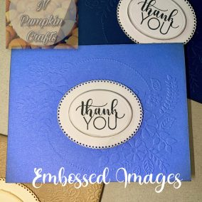 Embossed Images