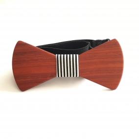 Padauk Bow Tie
