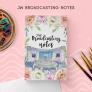 JW Broadcasting (Feminine) – Notebook   JW Gifts