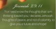Thinking Of You, Jer 29:11 Orange Falling Star Flower INSTANT DIGITAL DOWNLOAD