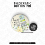 Here I Am Send Me – JUMBO Button Pin