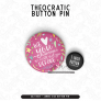 Joy of Conventions – JUMBO Button Pin