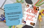 Bundle – Kids and Adult booklet for 2019 convention – Love never fail