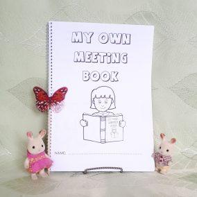 Kids meeting book6
