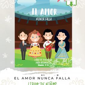 El Amor Nunca Falla • JW libro de niños