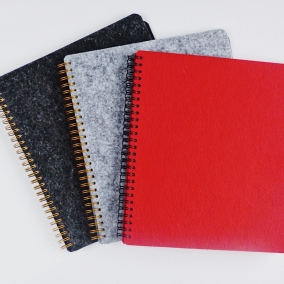 JW Magazine Folder 20 colors available, handmade felt folder for tracts and magazines