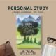 Personal Study (Masculine) – Notebook | JW Gifts