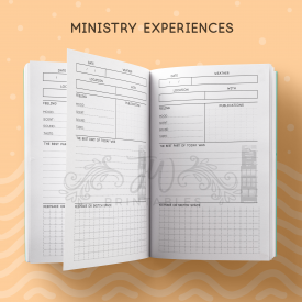 Ministry Experiences - JWPrintables