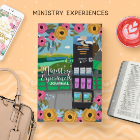 Ministry Experiences (Feminine) – Notebook | JW Gifts
