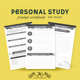 Personal Study B