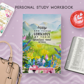 Personal Study Notebook [ 124 Pgs ] (For Sisters)