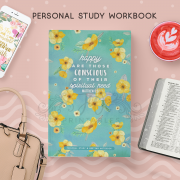 Personal Study Notebook [ 124 Pgs ]