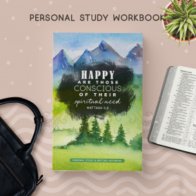 Personal Study Notebook [ 124 Pgs ] (For Brothers)