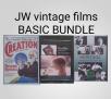 JW vintage Basic Bundle