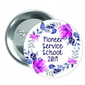 Pioneer School Pin JW