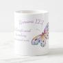 "Romans 12:2 ""Be Transformed"" 11 oz Mug,"