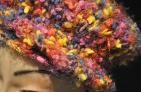Multi-color Hat