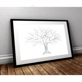 Signature Tree Guestbook