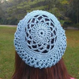 Crochet Beret