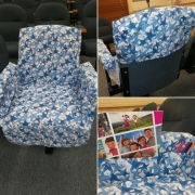 Starfish Chaircover