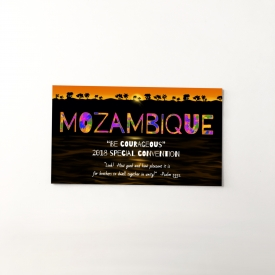 Mozambique 2018 Special Convention Gift