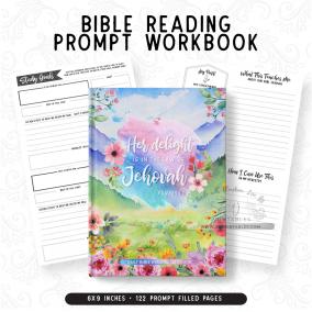Bible Reading Workbook – Feminine