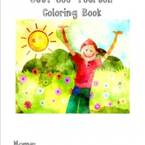 Just See Yourself Coloring Book