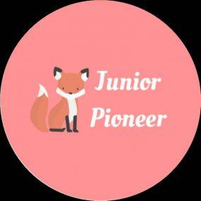 junior pioneer pink
