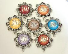 JW Convention Badge Holder