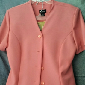 Size 18 Leslie Fay Blazer and Skirt