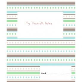 My Theocratic Notes-Boy