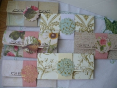 Personalized Gift Card Holder and Cash Envelope