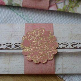 personalized money envelope