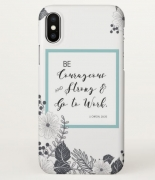 Be Courageous Phone Case