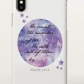 Number of Stars Phone Case
