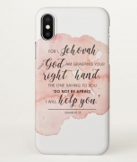 Do Not Be Afraid – PINK- Phone Case