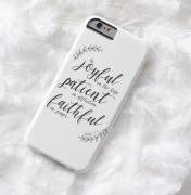 Be Joyful Phone Case