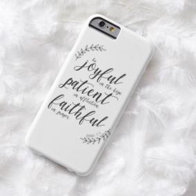 Be Joyful Phone Case