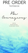 2018 Regional Convention Notebook – Watercolor